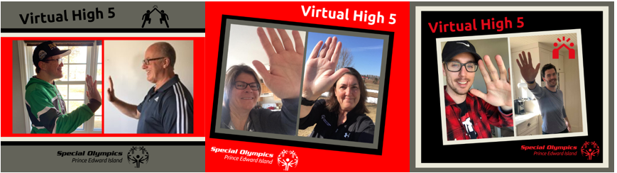 Vitual High Fives!