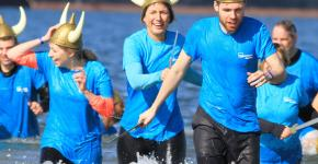 Vancouver Polar Plunge for SOBC