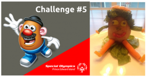 Dr. Reid's Potato Head challenge