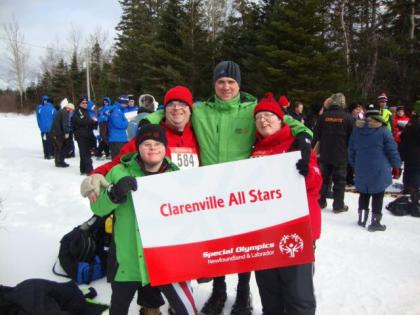 Clarenville All Stars
