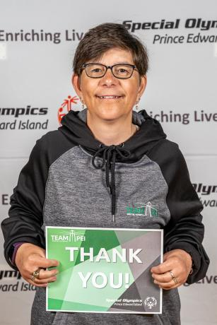 Team PEI Booster Club, Monique Gauthier