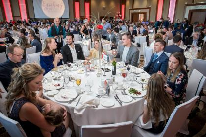 2019 Gala Table attendees