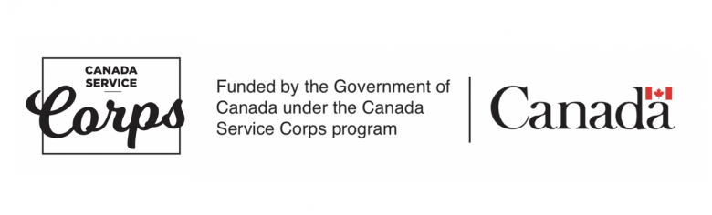 Funded by the Government of Canada under the Canada Service Corps