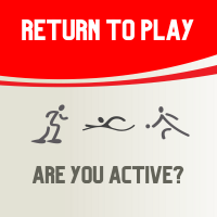 Special Olympics PEI, Return to Play, Are You Active