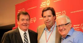 Special Olympics 50th medallion