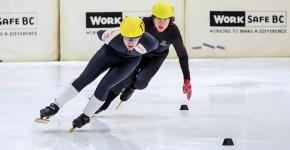 The Government of Canada funds training and travel expenses for members of Special Olympics Team BC 2020.