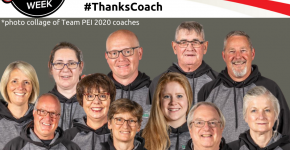 Team PEI 2020 Coaches