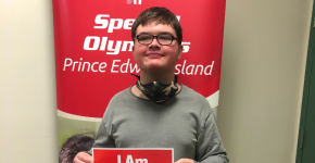 Liam Currie, Return to Play, Special Olympics PEI