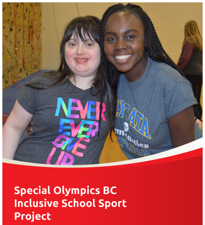 SOBC Inclusive School Sport Project