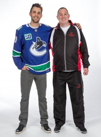 Special Olympics BC – Victoria athlete Michael Langridge and Vancouver Canucks forward Brandon Sutter are the featured speakers for the 2019 Sports Celebrities Festival.