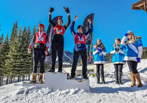 SOBC 2015 BC Winter Games Results