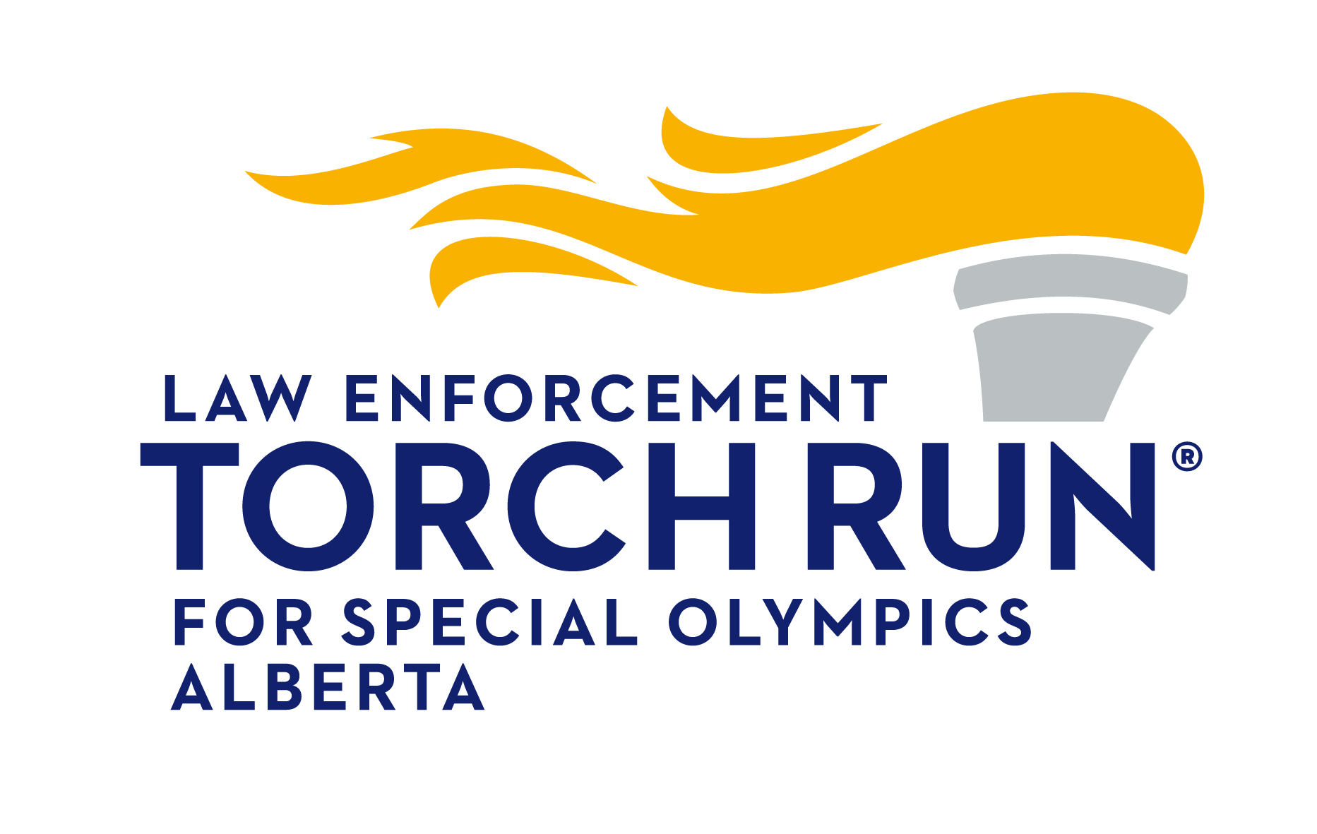 Law Enforcement Torch Run for Special Olympics Alberta